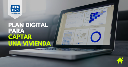 plan de marketing digital para captar una propiedad